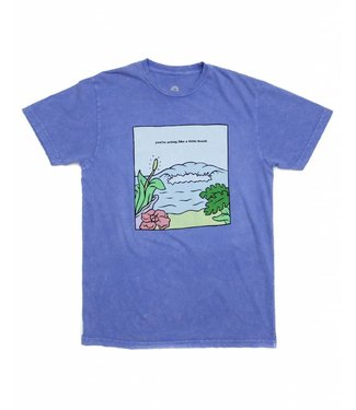 Duvin Design Co. Little Beach Blue Tee
