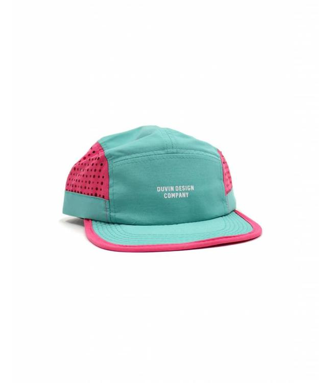 Duvin Design Co. Marathon Teal Hat