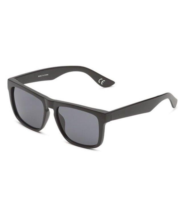 Vans Squared Off Black Frame Black Lens Sunglasses