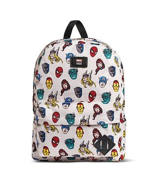 Vans Old Skool II Marvel Characters Backpack
