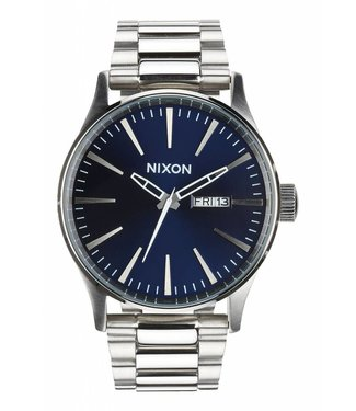 Nixon Sentry SS Blue Sunray 42MM Watch