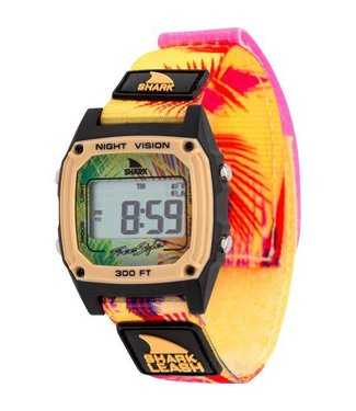 FREESTYLE Shark Classic Leash Aloha Tiki Peach Watch