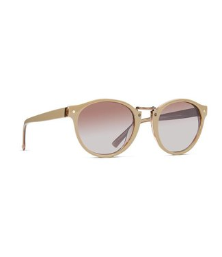 Vonzipper Stax Nude Tort with Brown Gradient Lens Sunglasses