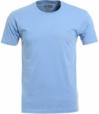 Salty Crew Tippet Light Blue Heather Tee