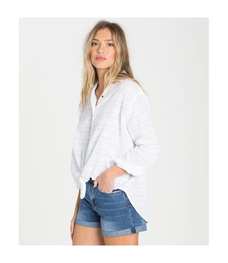 Billabong Cozy Nights Cool Whip Long Sleeve Top