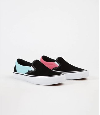 Vans Asymmetry Slip On Pro Shoes