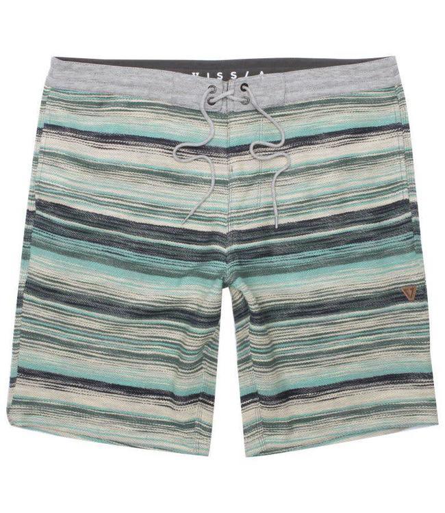 VISSLA Southbay Sofa Surfers Jade Shorts