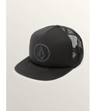 Volcom Full Frontal Cheese Stealth Snapback Hat