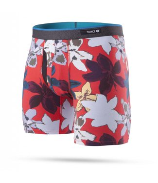 Stance Pop Floral Red Boxer Brief