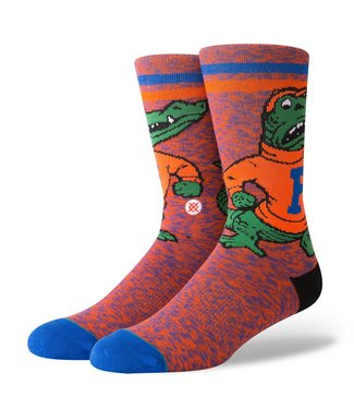 Stance Albert Character Orange Socks