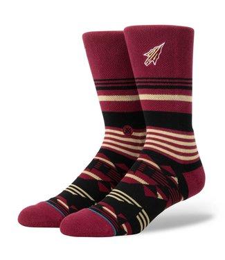 Stance FSU Geo Stripe Socks