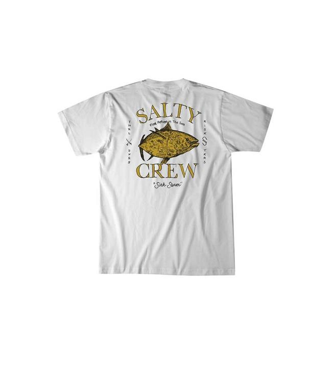 Salty Crew Butterball White Tee