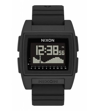 Nixon Base Tide Pro Black Watch