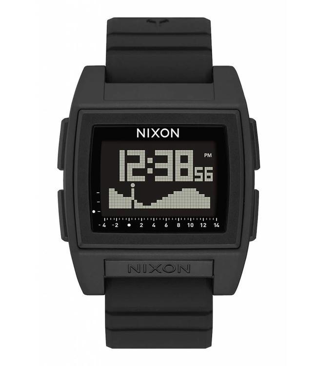 Nixon Base Tide Pro Black Watch