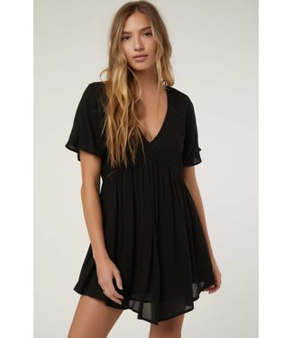 ONEILL Naples Black Dress