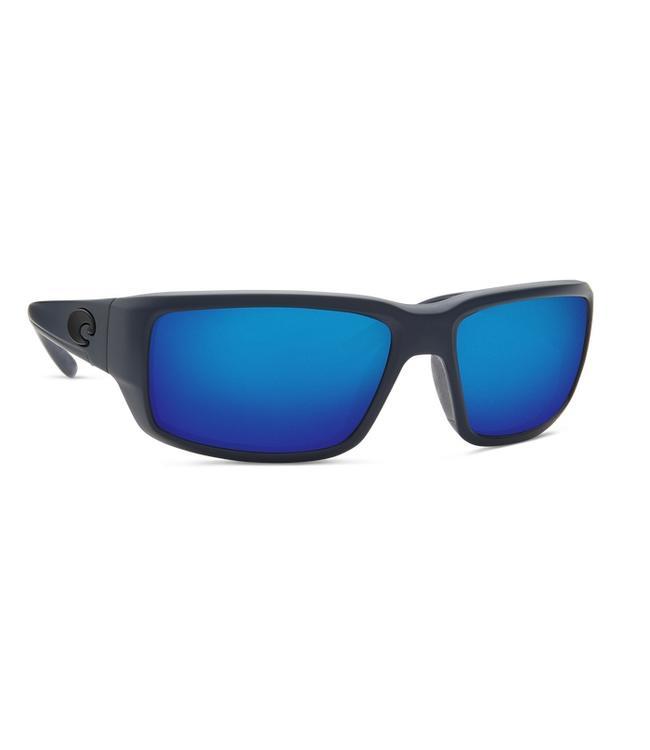 Costa Del Mar Fantail Midnight Blue 580G Blue Mirror Lens Sunglasses