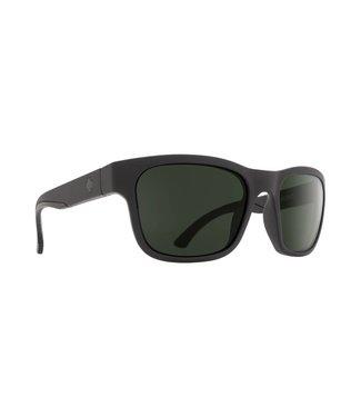 Spy Optics Hunt Matte Black Polarized Sunglasses