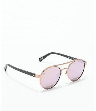 Spy Optic Deco Bronze Matte Rose Gold Sunglasses