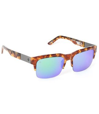 Spy Optics Malcolm Vintage Tort Sunglasses