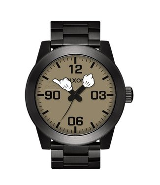 Nixon x Disney Hand Over Fist Corporal SS