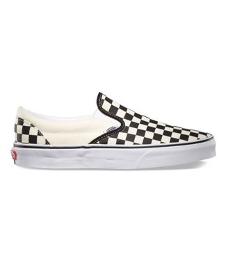 Vans Classic Slip-On Checkerboard Shoes