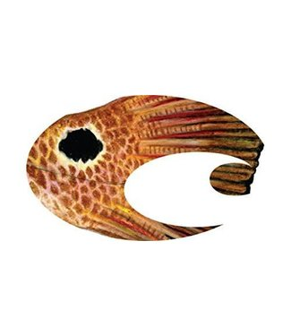 Costa Del Mar Logo Redfish Decal
