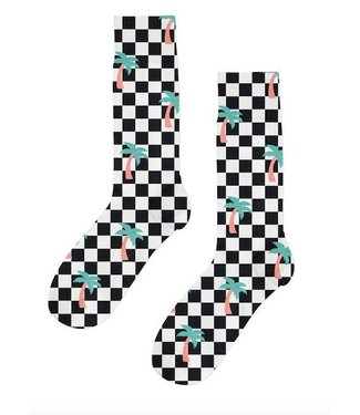Duvin Design Co. Checker Socks