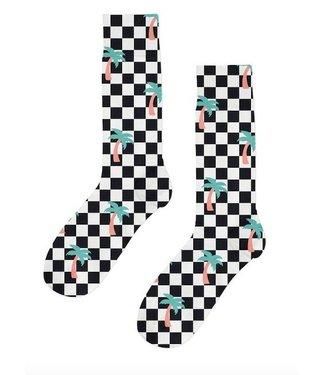 Duvin Design Co. Checker Socks