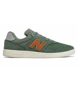 New Balance Numeric 288 Olive/Burnt Orange Skate Shoes