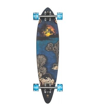"Globe Pintail Moonlight 34"" Longboard Complete"