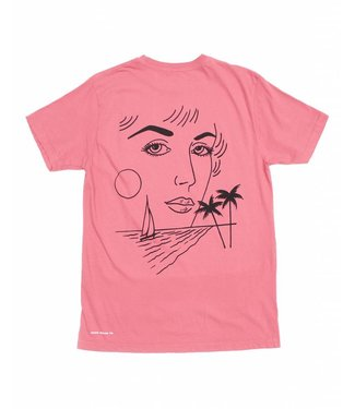 Duvin Design Co. Horizon Pink Tee