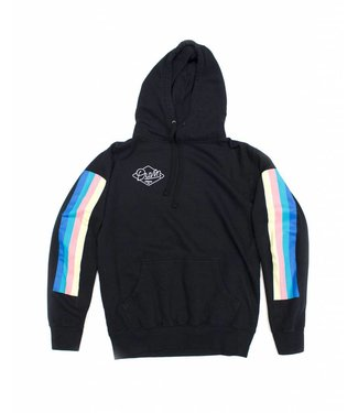 Duvin Design Co. Disco Black Hoodie