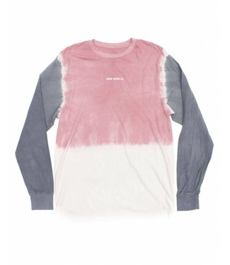 Duvin Design Co. Dipper Pink Long Sleeve Tee