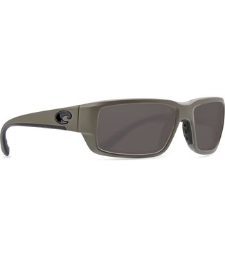 Costa Del Mar Fantail Moss 580P Grey Lens Sunglasses