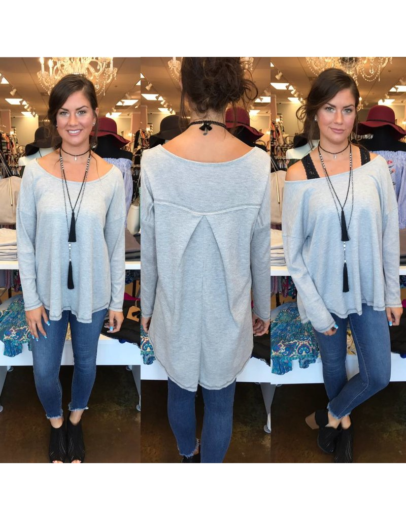 Thermal Tunic - Grey