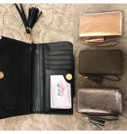 Phone/Card Wristlet
