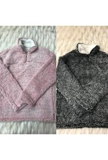 Plush Pullover