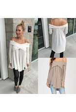 Strappy Detail Tunic