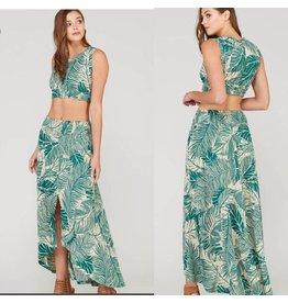 Tropical Print 2pc. Set