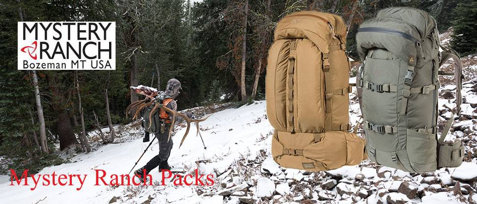 Mystery Ranch Packs