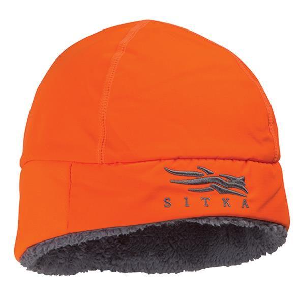 Bowtech Hats: Ballistic Beanie Blaze Orange One Size Fits All