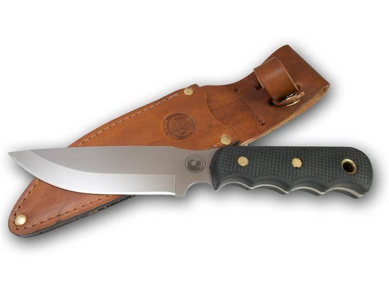 Knives Of Alaska Bush Camp Suregrip