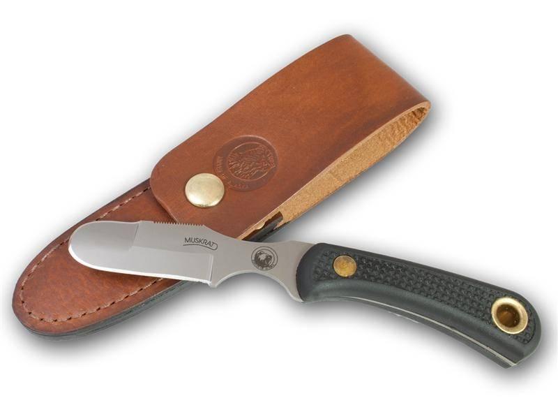 Knives Of Alaska Muskrat Suregrip