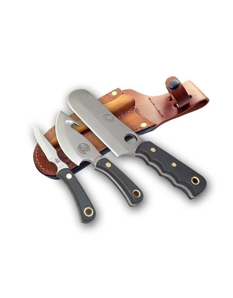 Knives Of Alaska Triple Combo Suregrip