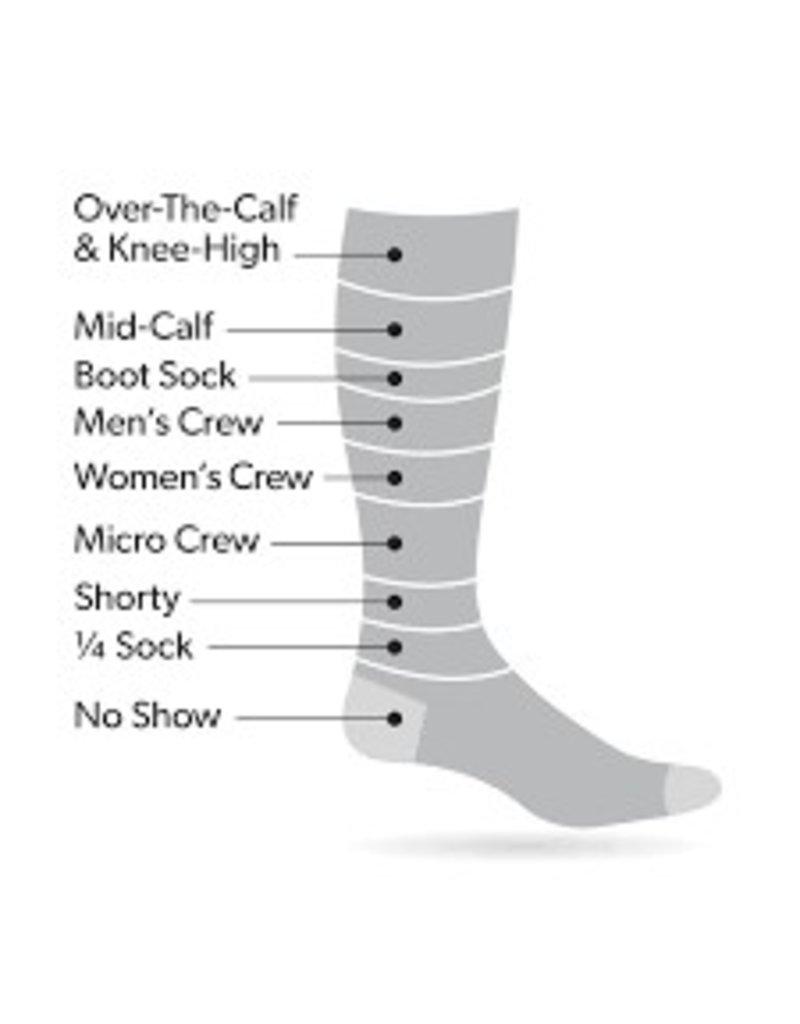Darn Tough Socks Darn Tough Fred Tuttle Micro Crew Cushion
