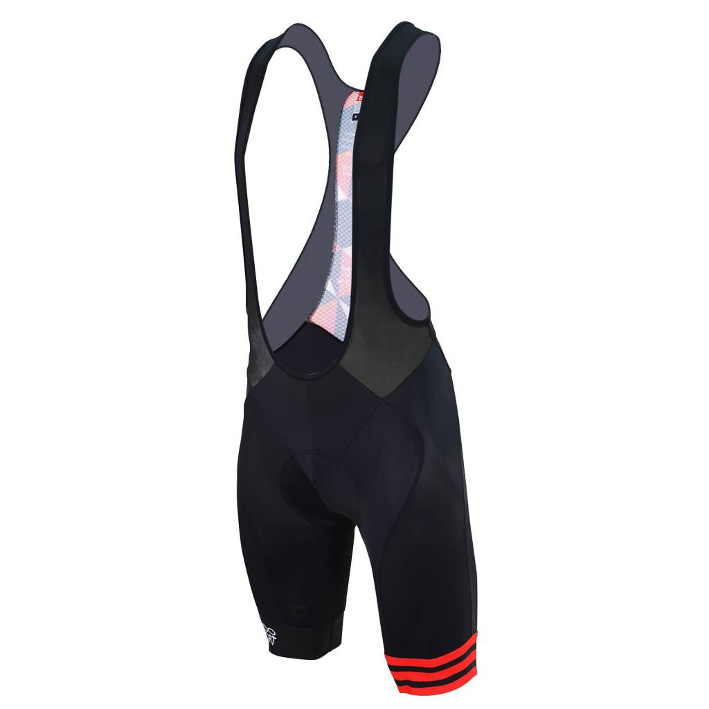 Cuore CMS Mens Cuore Cycling Bib Short