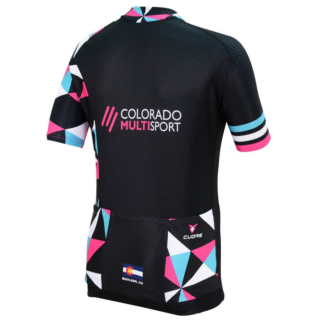 Cuore CMS Womens Cuore Cycling Jersey