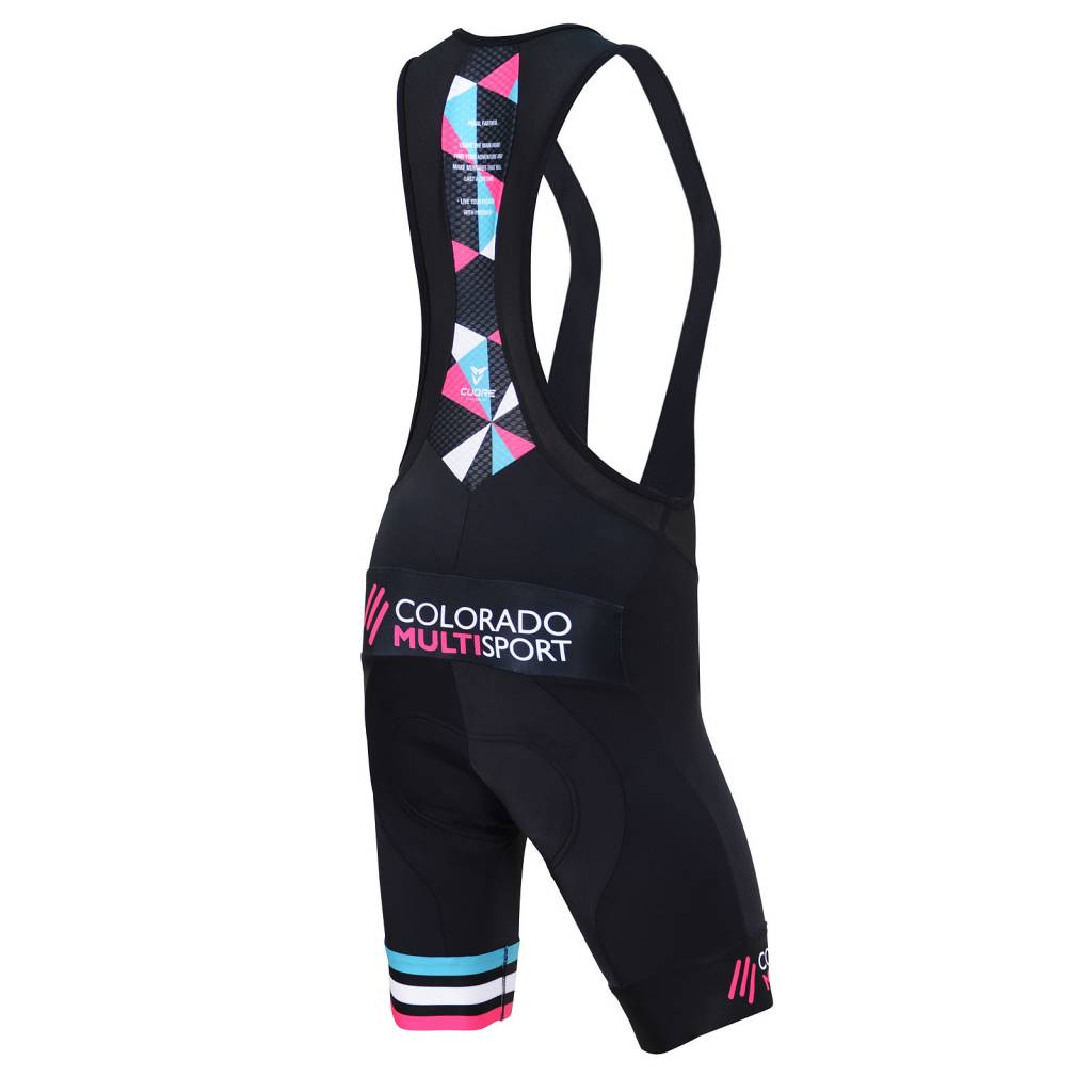 Cuore CMS Womens Cuore Bib Shorts