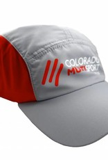 BoCo Gear CMS BOCO Run Hat: Grey/Red