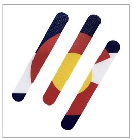 CMS CMS Slash Sticker: Colorado Flag